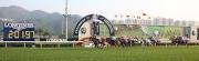 圖1 、2 、 3、 4<br> 總獎金二千五百萬港元的浪琴表香港盃在第八場舉行,莫雷拉策騎的香港賽駒「威爾頓」(2號)力壓「軍事出擊」勝出這項2000米國際一級賽。