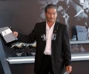 練馬師告東尼為參賽馬匹「喜蓮巨星」抽得第3檔。