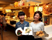 香港賽馬會首次於國慶賽馬日在沙田馬場「好賞食」美食廣場推出六款中國各省市風味菜式。