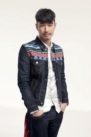 Celebrity model Gregory Wong