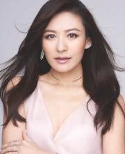Celebrity model Elanne Kwong