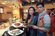 一系列特選國際美食在沙田馬場美食專區《好賞食》發售。