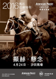 《馬匹往績特刊》