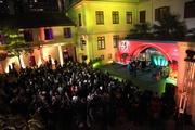 圖一及二: 數百賓客齊來參與今天於尖沙咀「1881」Hullett  House舉行的國泰航空香港國際賽事派對。