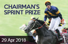 7 May 2017 - Chairman's Sprint Prize